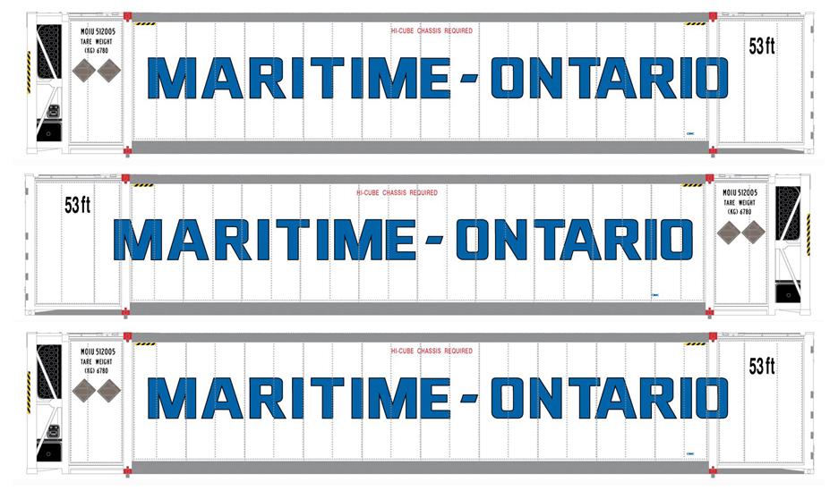 Maritime Ontario