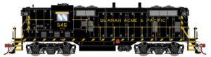 SLSF / Quanah Acme & Pacific