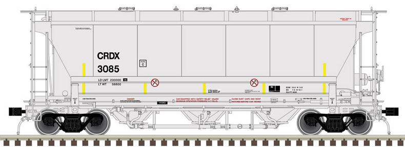 CRDX / Chicago Freight Car
