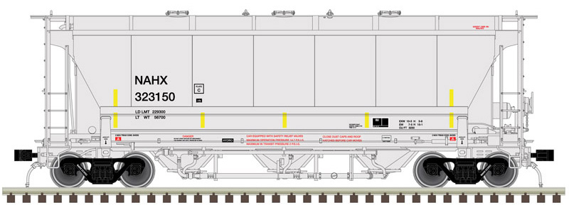 NAHX / General Electric Rail Service