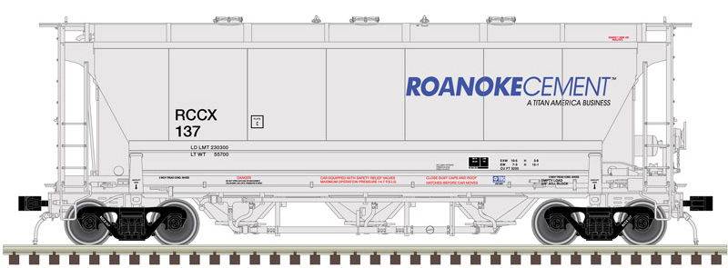 RCCX / Roanoke Cement