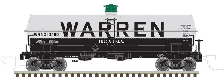 Warren / WRNX