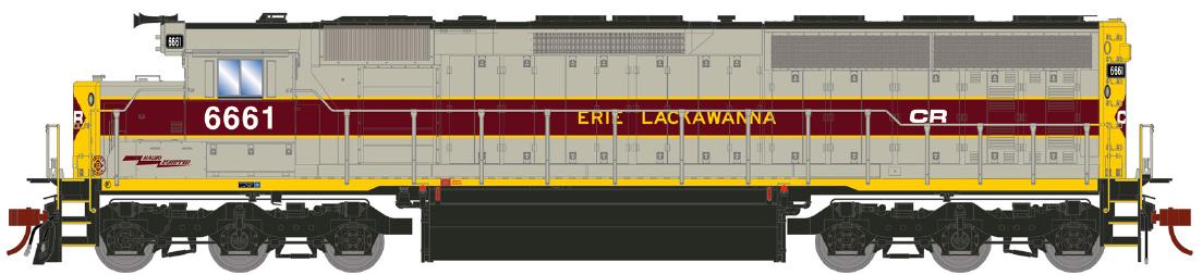 Conrail (ex EL)