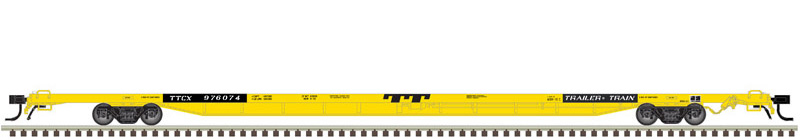 Trailer Train / TTCX)