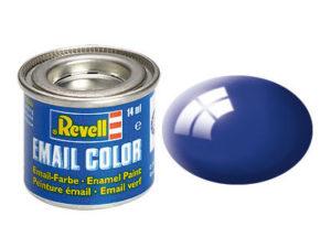 ultramarinblau, glaenzend