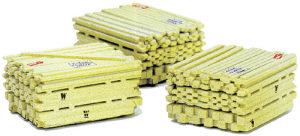 Flatcar Load - Milled Lumber