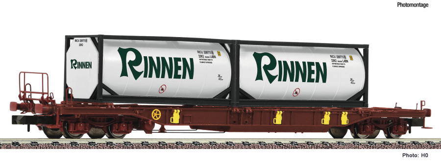 DB / Rinnen