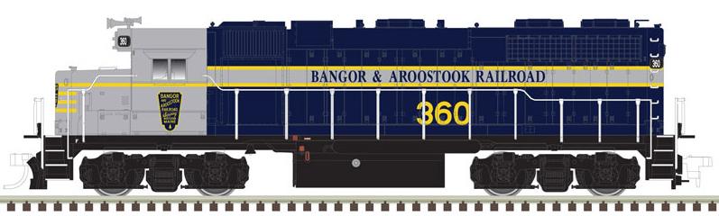Bangor & Aroostook