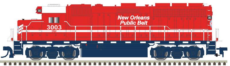 New Orleans Public Belt