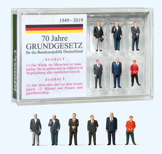 70 Jahre Grundgesetz der Bundesrepublik Deutschland