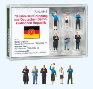 70 Jahre seit Gruendung der DDR