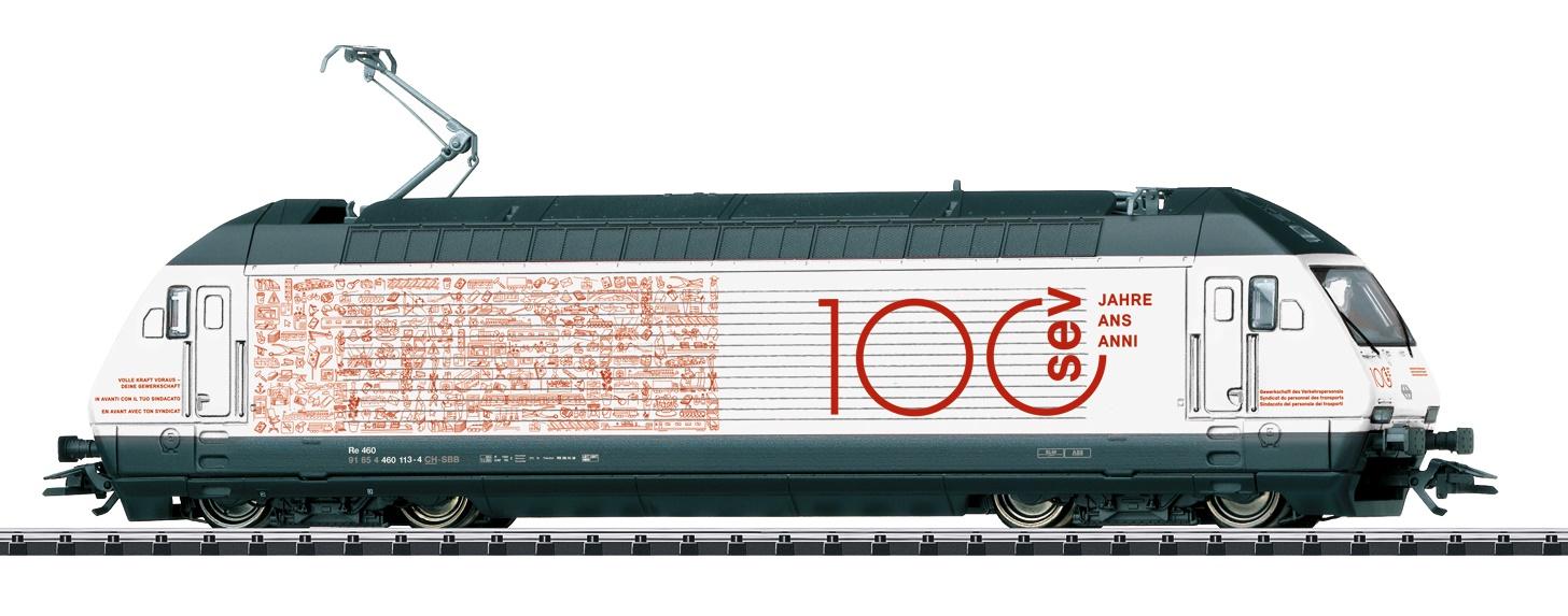 SBB 100 Jahre SEV