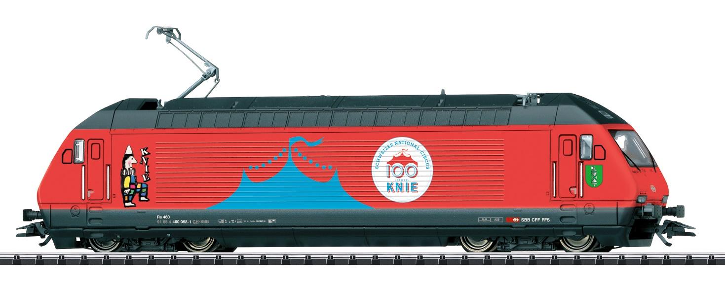 SBB 100 Jahre Circus Knie