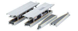 Island Suburban Platform DX