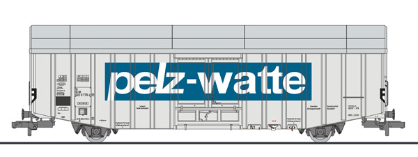 DB / Pelz-Watte
