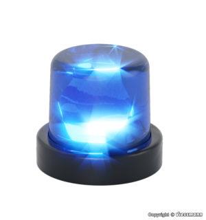 Rundumleuchte mit blauer LED