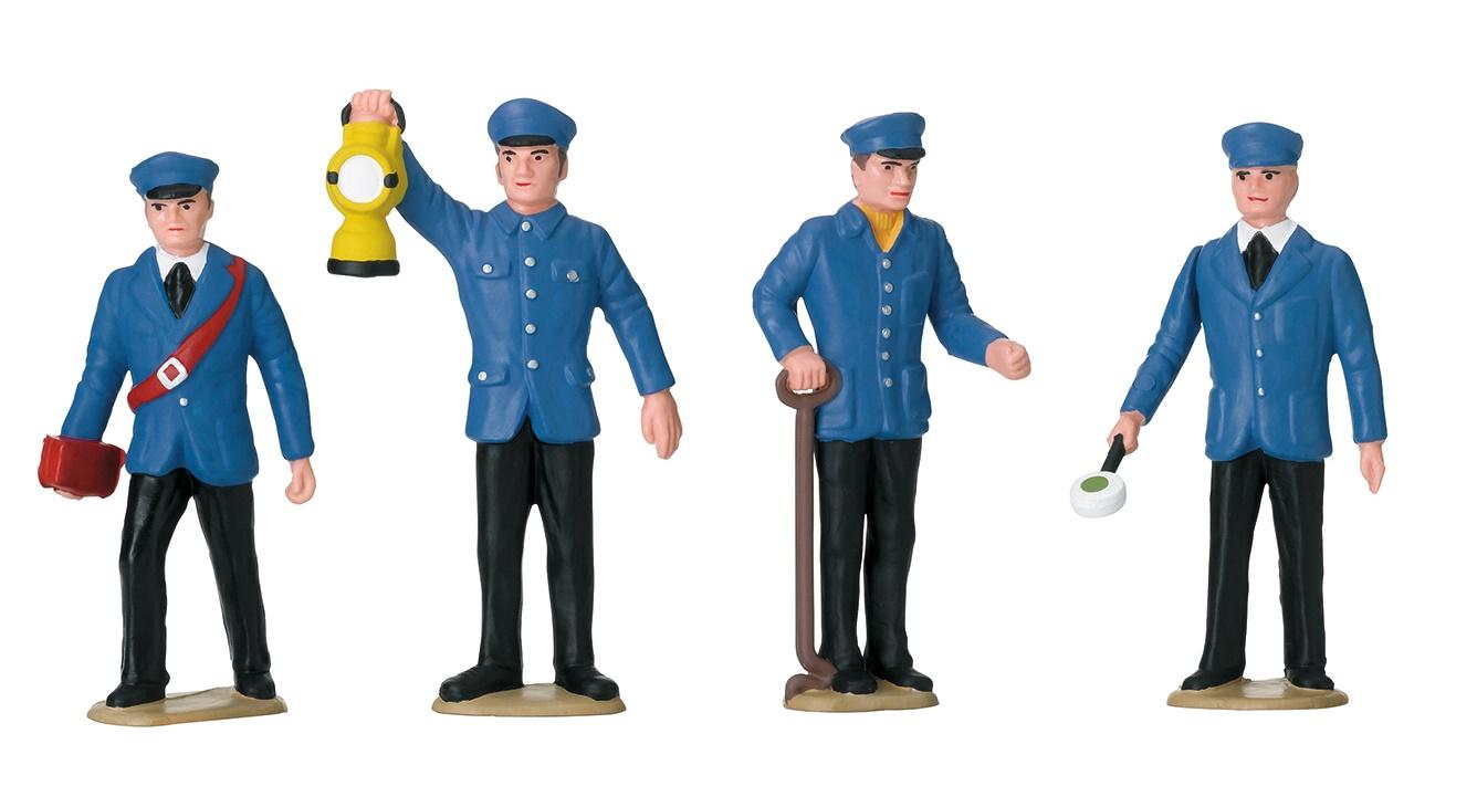 Bahnpersonal Deutschland
