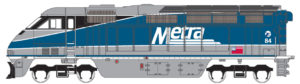 Metra (exAmtrak)