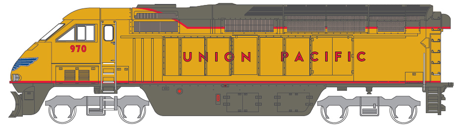 Union Pacific [Fantasy]