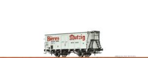 SNCF / Bieres Mutzig