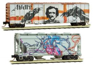 Railbox & ACFX