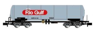 RENFE / Rio Gulf Asfaltos