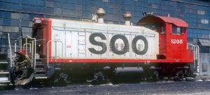 EMD SW1200 H0