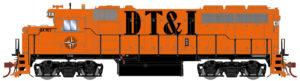 Detroit Toledo & Ironton