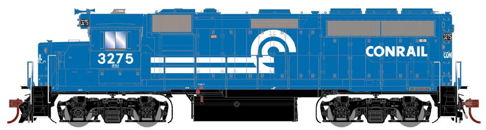 Conrail (exRDG)