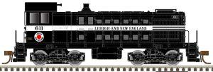 Lehigh & New England