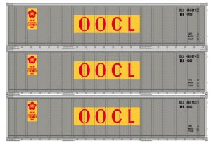 OOCL / Orient Overseas Container Line