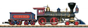 Lokomotiven G - USA