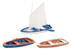 Ruder-/Segelboote