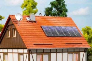 Sat-Anlagen, Solarkollektoren