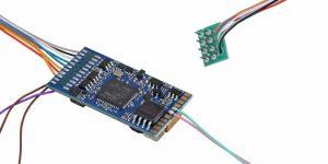 LokSound 5 Leerdecoder 8-pol. NEM 652