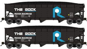 Rock Island / The Rock