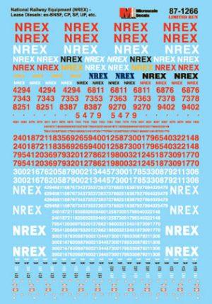 NERX National Railway Equipment