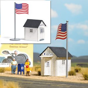 US-Poststation
