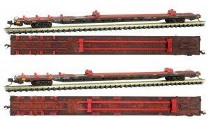 QUAX (Redstreak Rail Service)