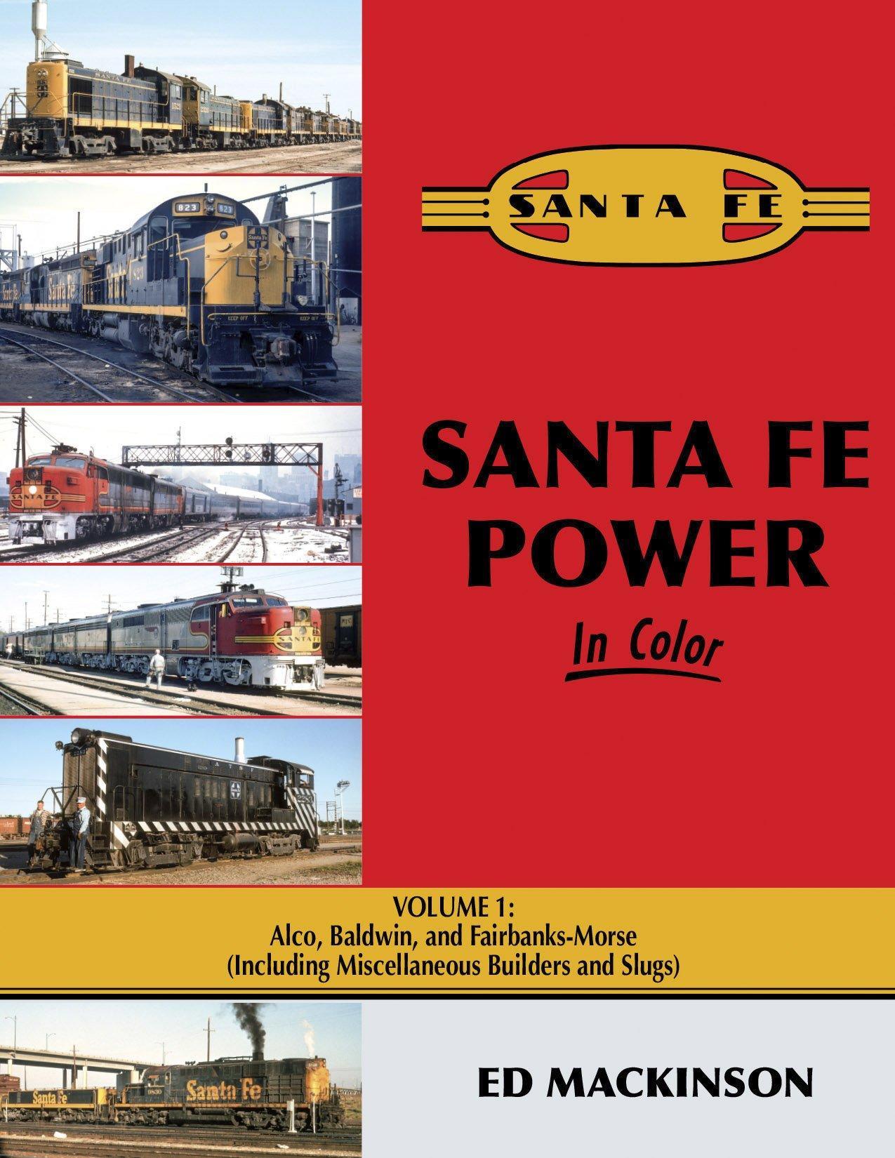 Santa Fe Power, Vol. 1