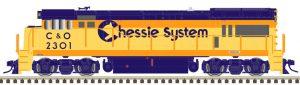 Chessie System / C&O