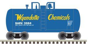 SHPX / Wyandotte Chemicals