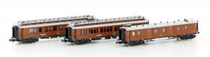 CIWL Wien-Nizza Express Set 1 3-tlg.