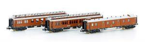 CIWL Wien-Nizza Express Set 2 3-tlg.
