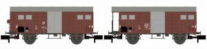 Gueterwagen-Set K3 2-tlg. - SBB