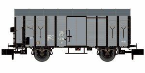 Gueterwagen K2 - SBB