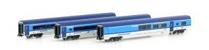 Wagenset 3-tlg. - CD Railjet