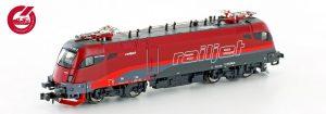 Rh 1116 - OEBB Railjet