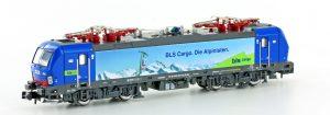 BR 193 - Hupac / BLS