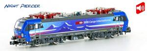 BR 193 - Hupac / SBB Cargo